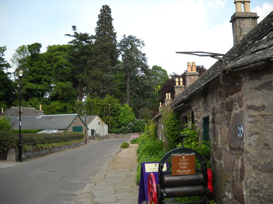 Angus Folk Museum