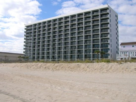 Atlantic Towers: Oceanfront