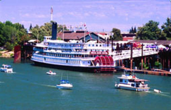 Photo of Delta King Sacramento