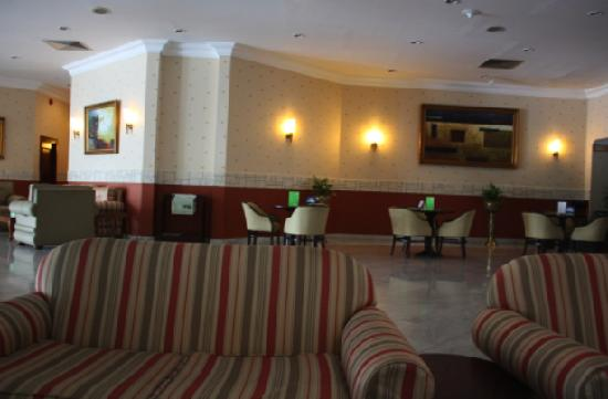Yanbu, Arabia Saudita: Lobby