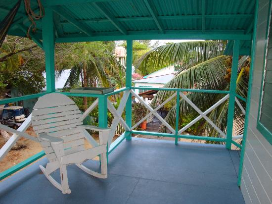 Sharky's Reef Hotel: balcony