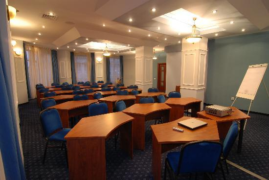 Ploiesti, Romania: Hotel Central - conference room
