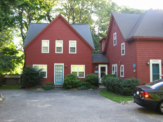 Woods Hole Passage Bed & Breakfast Inn: Woods Hole Passage