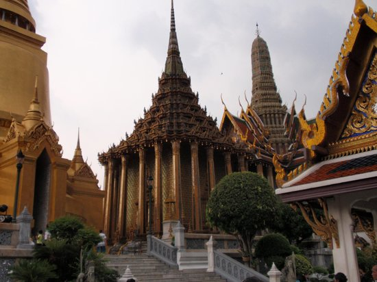 Bangcoc, Tailndia: Grand Palace, Bangkok