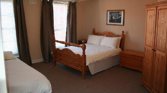 Capel Street Apartments Bedroom