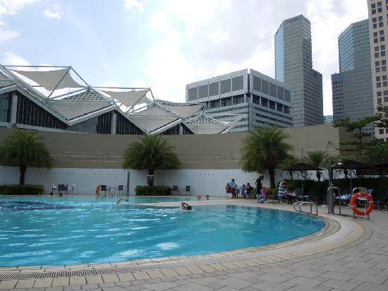 Harbour view from panoramic king floor 25 picture of pan - Pan pacific orchard swimming pool ...