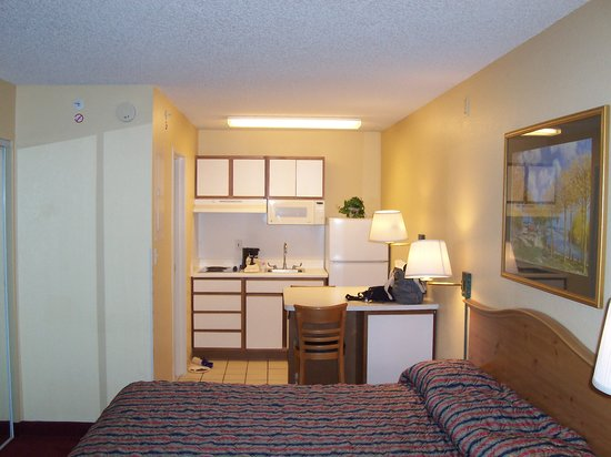 Extended Stay America - Denver - Tech Center - North: I loved the layout