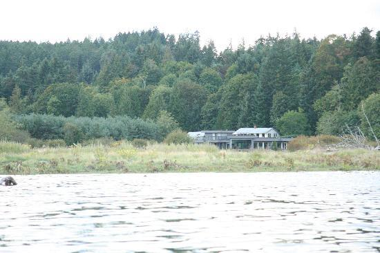 Inn The Estuary: You can't beat the setting for privacy
