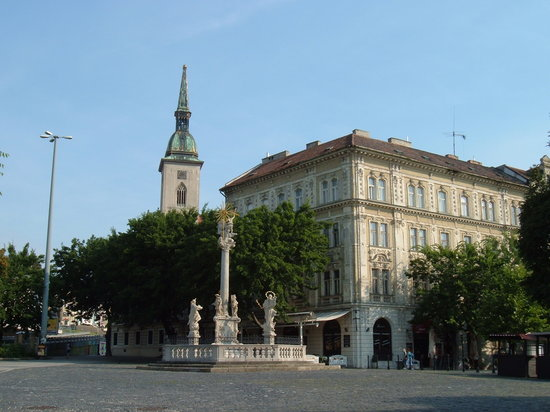 alojamientos bed and breakfasts en Bratislava