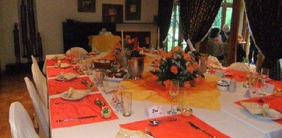 Greenlea Guest House: Conference party