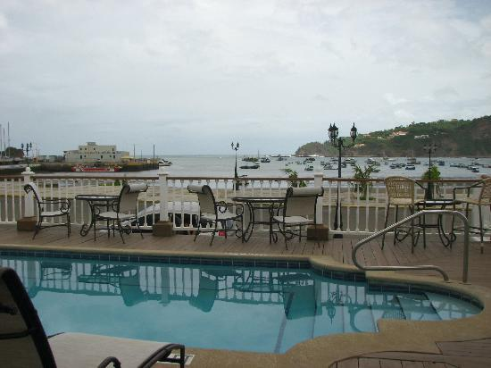 San Juan del Sur, : View from Victoriano Hotel, San Juan del Sur, Nicaragua