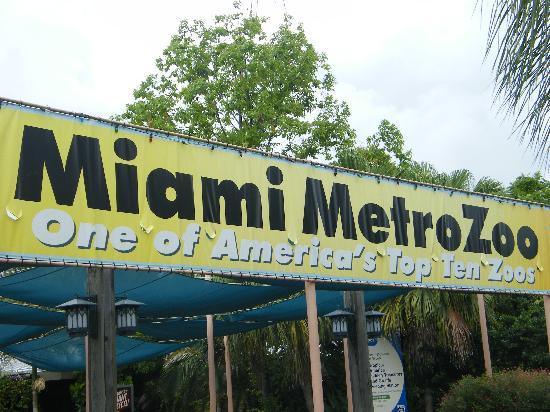 Pictures of Zoo Miami, Miami