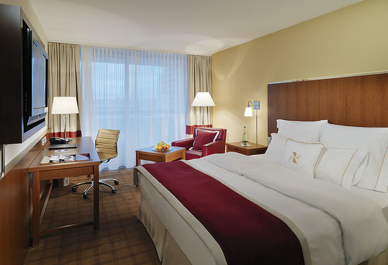 Four Points by Sheraton Munchen Central: Zimmer