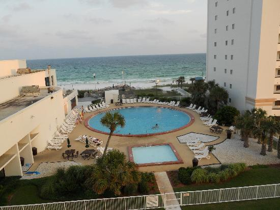 Destin Sands Beach Resort: From room 507