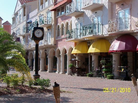 European Village Picture Of The Harbor Club Palm Coast