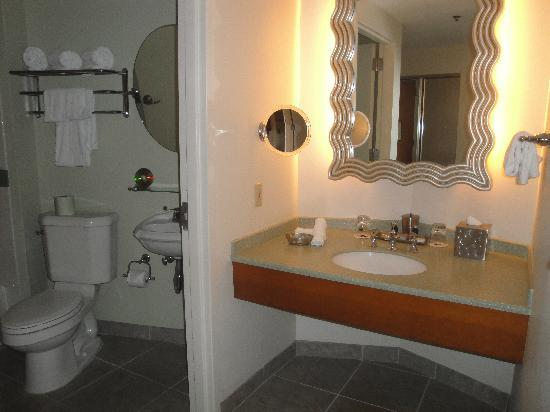 Bathroom Vanity Picture Of Hard Rock Hotel At Universal Orlando Orlando Tripadvisor
