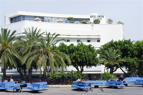 Cinema Hotel Tel Aviv - an Atlas Boutique Hotel