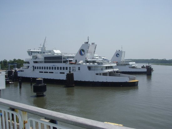 show user reviews cape lewes ferry delaware