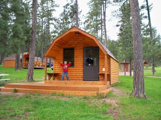 301 moved permanently Campground cabin rentals