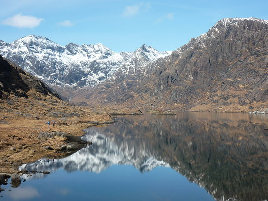 Carbost, UK: Loch Coruisk