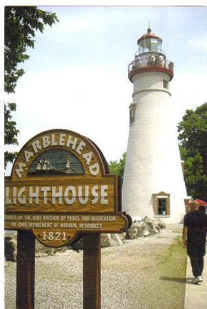 Comfort Inn Cedar Point: Marblehead Light House 15 mins away