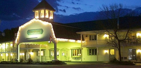 Green Granite Inn & Conference Center: Welcome to our charming, local inn