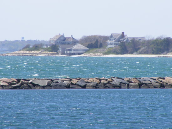West Yarmouth, MA: boat ride-Hyannis