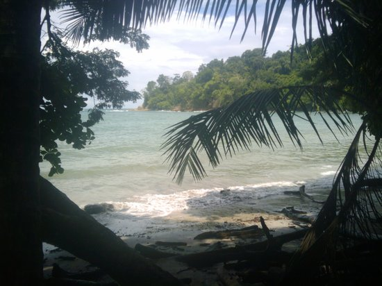 Manuel Antonio Nationaal Park, Costa Rica: Beach
