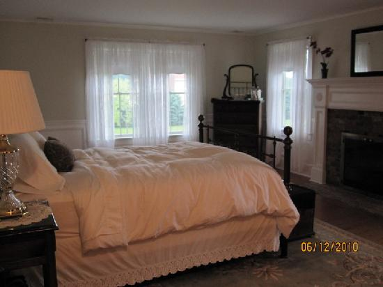 The Coffey House Bed & Breakfast: luxury suite