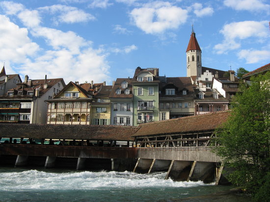 Thun accommodation