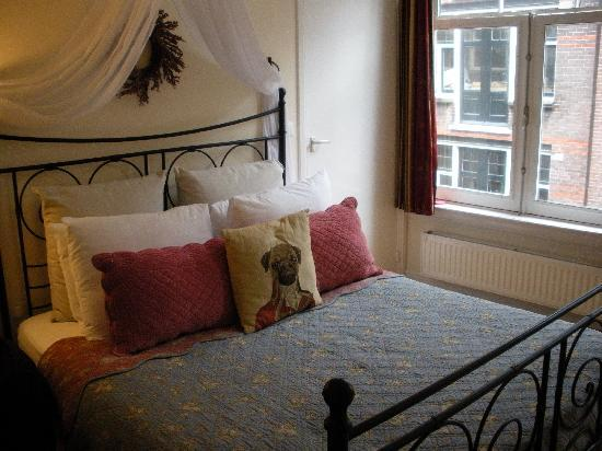 Boogaard's Bed and Breakfast: Our Room