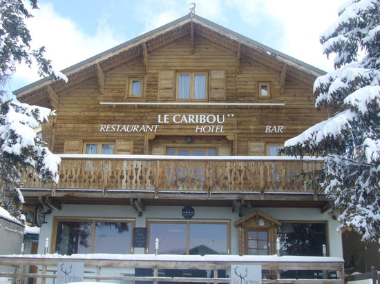 Hotel le Caribou