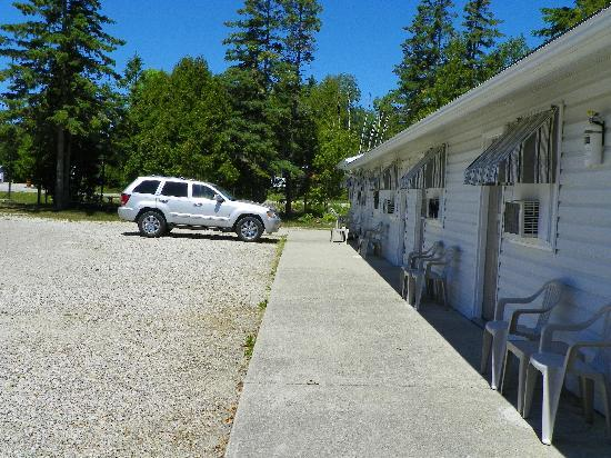 Tobermory, Kanada: Cedar Vista Motel