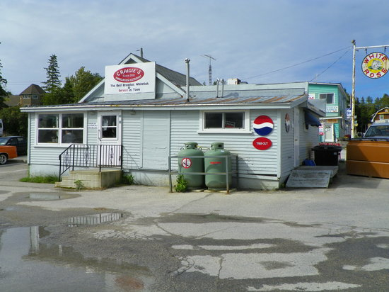 Cedar Vista Motel: Craigie&#39;s