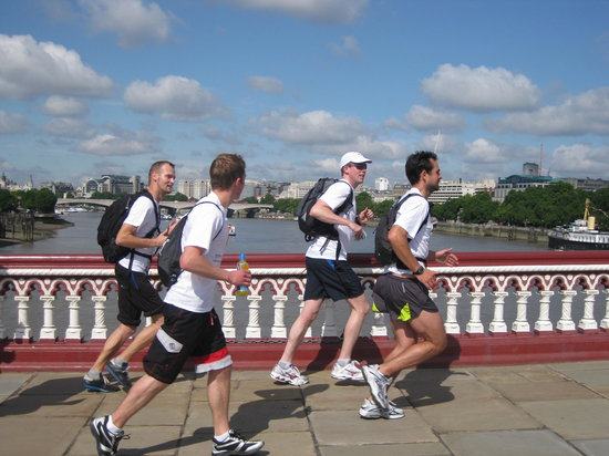 Photos of City Jogging Tours, London