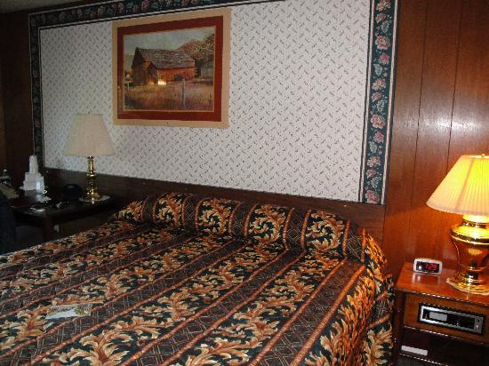 The Murphys Historic Hotel: basic 1960ish decor?