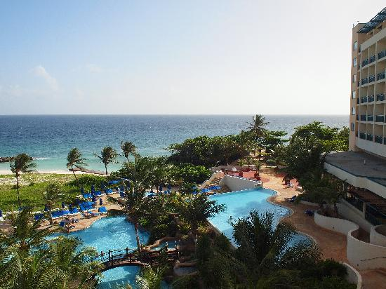 Saint Michael Parish, Barbados: Hilton hotel pools