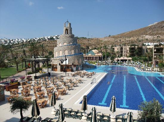 Bodrum Imperial: Pool during day