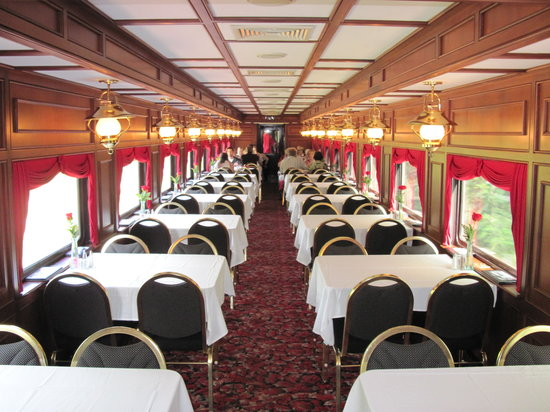 train dinner bardstown restaurant kentucky tripadvisor ky inside ride dining menu railway prices restaurants rides bourbon travel places louisville tour