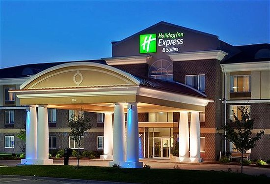 Holiday Inn Express Hotel &amp; Suites Altoona - Des Moines: Exterior