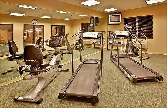Holiday Inn Express Hotel &amp; Suites Altoona - Des Moines: Fitness Center