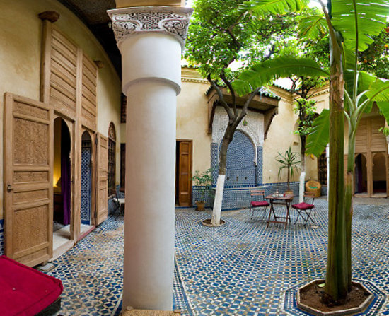 Photo of Riad La maison d'a cote Meknes