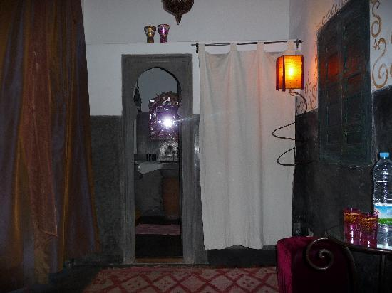 Riad Dar Vima: Ambre's double bedroom