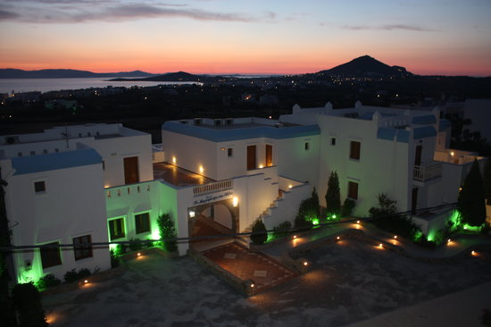 Margaritari Hotel Agia Anna Naxos Island