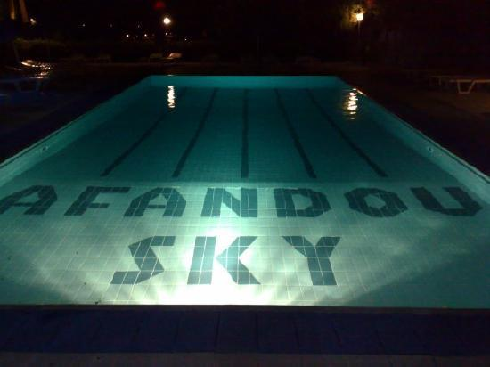 Afandou Sky Hotel: amazing pool!