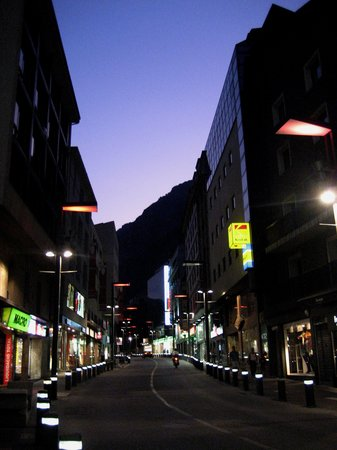 Restaurantes de Andorra la Vella