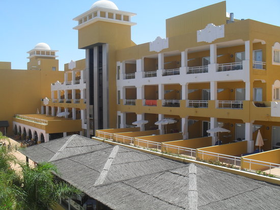 Vera, Spanien: hotel