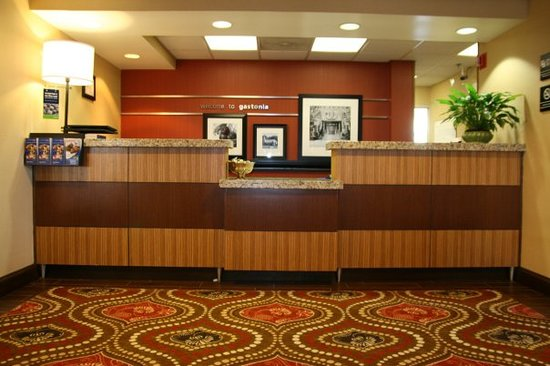 Hampton Inn Gastonia