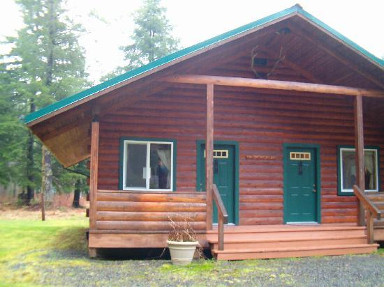 Cabins 1 And 2