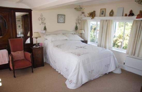 Selsey, UK: Double room with en suite